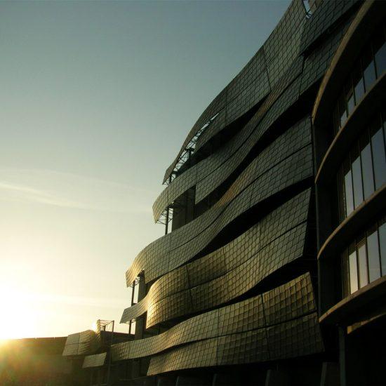 cydel edificio centro de residuos