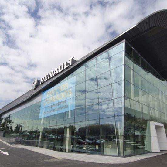 Renault edificio